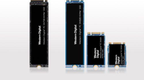 Dyski SSD już wkrótce w urządzeniach mobilnych i IoT