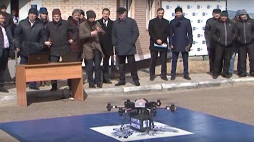 Rosyjska poczta stawia na drony, ale pierwszy lot zakończył się rozbiciem maszyny