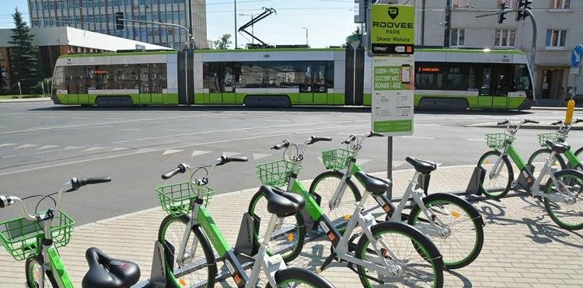 Olsztyńskie rowery