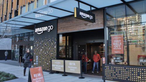 Amazon chce uruchomić 3 tys. zautomatyzowanych supermarketów